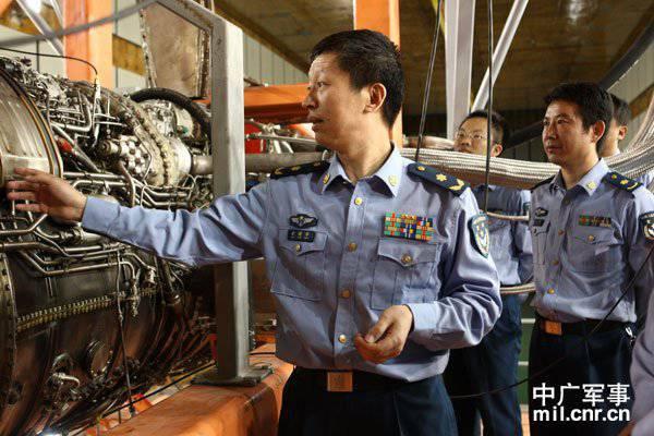 China comienza a desarrollar sus propios motores de avión.