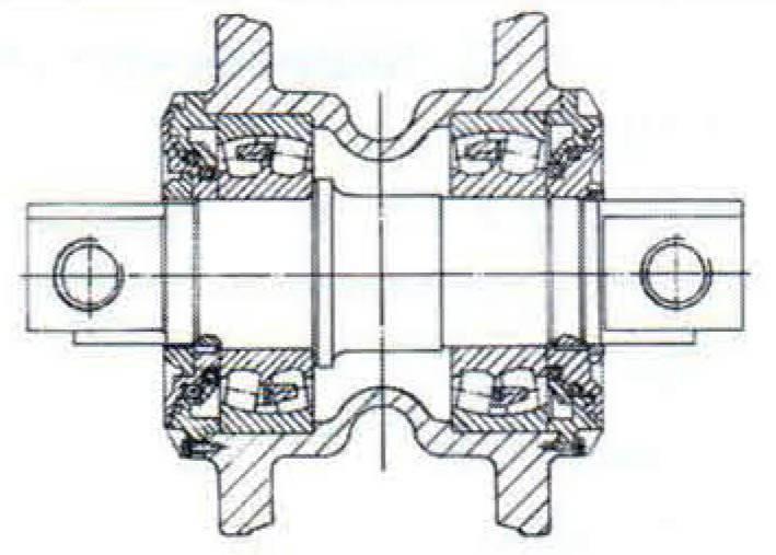 "Pantservaffe에 대한 Wunderwaffe. 탱크 ""마우스""의 디자인에 대한 설명"