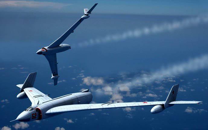 IL-52 लंबी दूरी के बमवर्षक