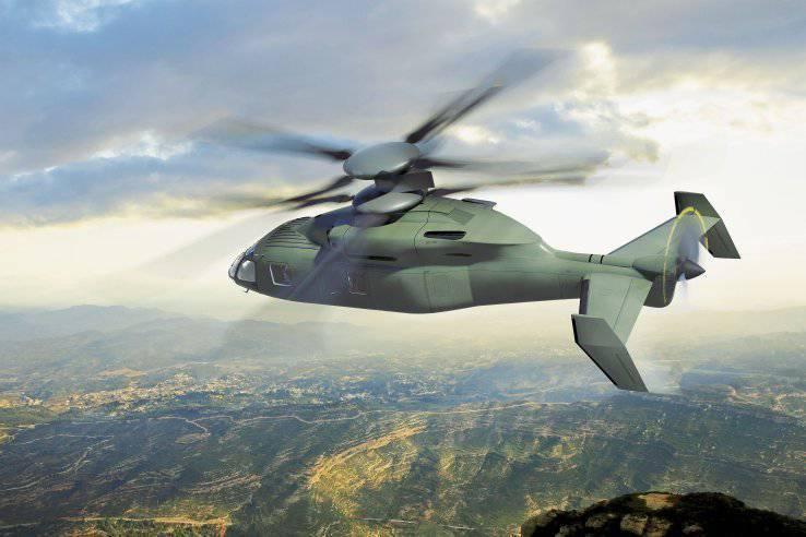 Boeing y Sikorsky fabricarán conjuntamente un helicóptero militar de alta velocidad basado en el X2.