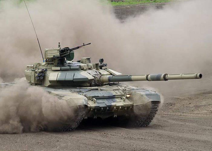 Ana olmayan savaş tankı T-90