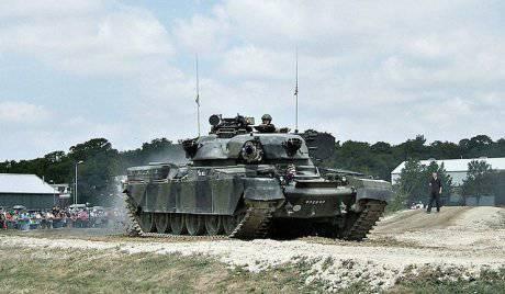 Propiedad de ciudadanos de los Estados Unidos contabilizó mil tanques de batalla.