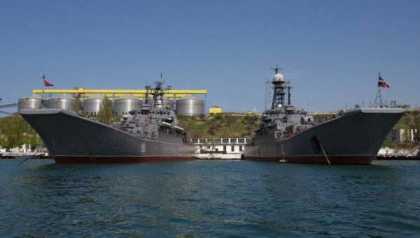 Киев продолжает переговоры с РФ о модернизации Черноморского флота