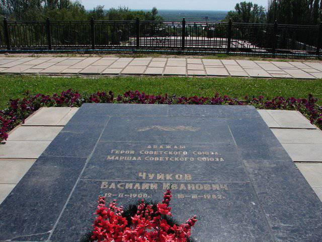 Василий Иванович Чуйков – герой Сталинграда