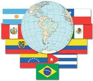 Vertedero de armas latinoamericanas