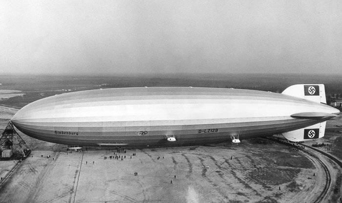 Bilim adamları, 76 yıl sonra Hindenburg felaketinin nedenini ortaya çıkardılar