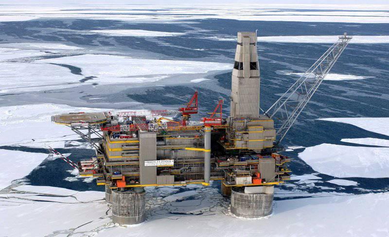 Россия, Норвегия, нефть, Медведев