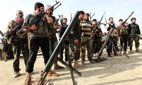 Washington admitió que los instructores occidentales enseñan a los militantes sirios a luchar