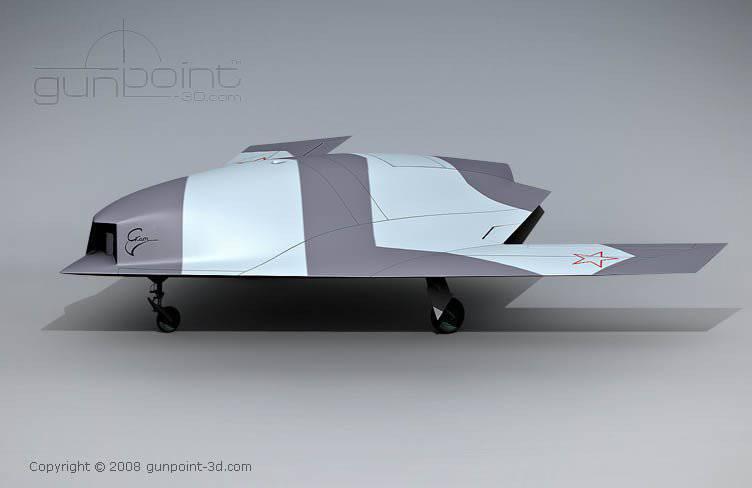 Sukhoi y MiG crean drones de impacto