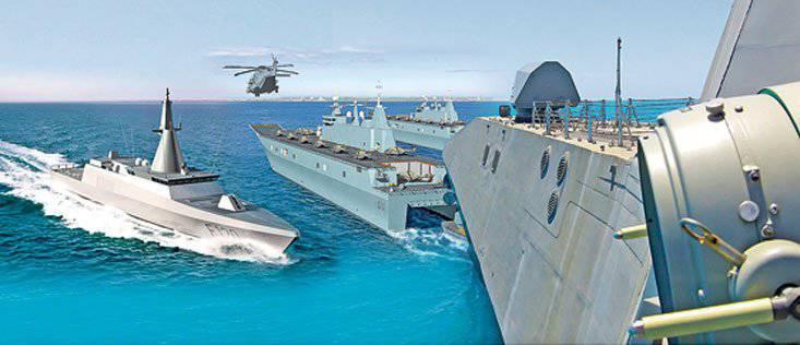 VMC no século XXI. A aparência do navio do futuro à luz das tecnologias inovadoras