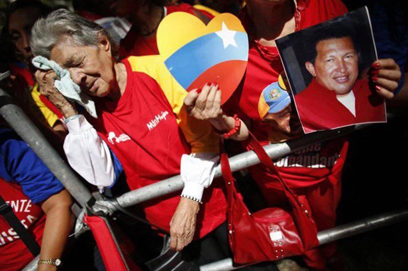 """Mosaico geopolítico. O mundo está de luto pelo prematuro Chávez, e nos EUA eles dizem: """"Boa viagem!"""""""