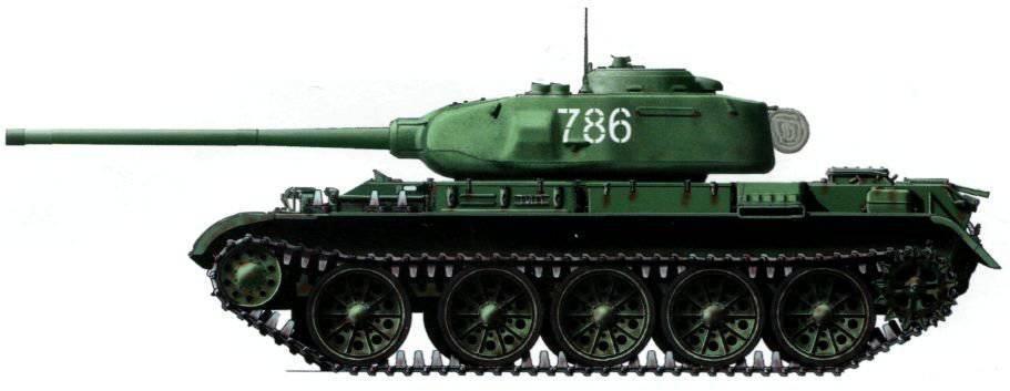 Советские танки картинки в сбоку