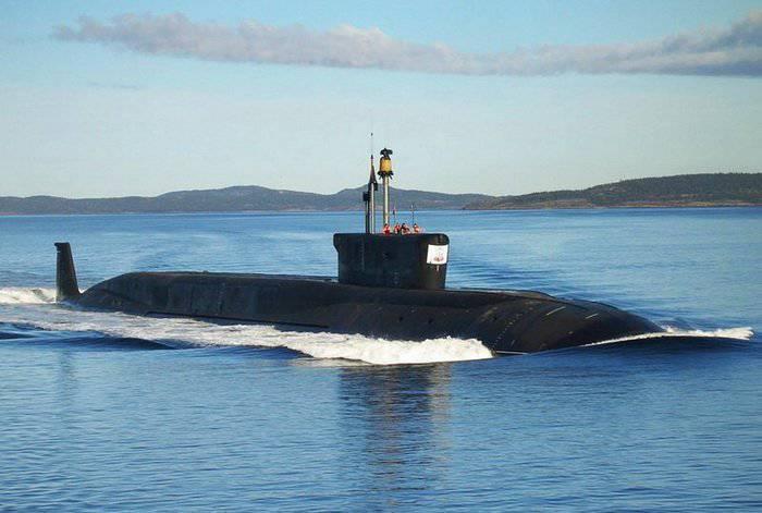 A medida que la URSS alcanzó y superó a América en el número de submarinos