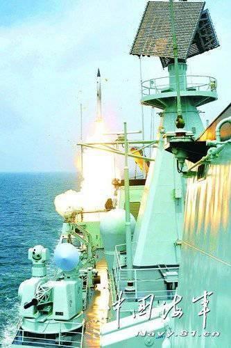 रूसी बेड़े के लिए चीन से जहाज