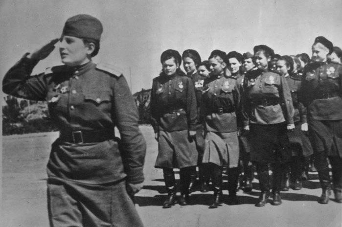 Women who defeated fascism