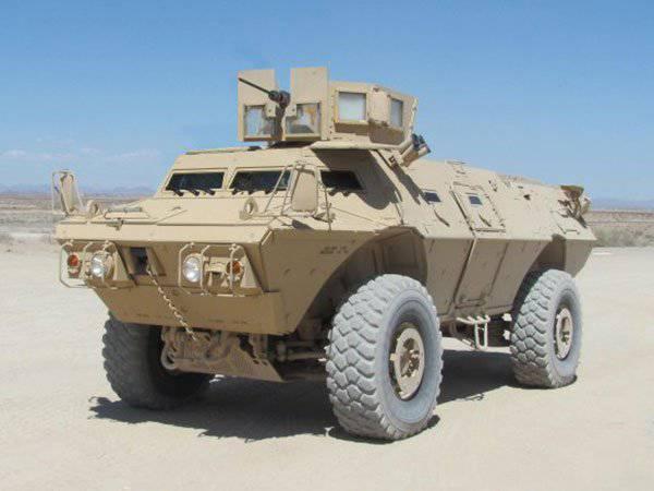 Mobil Darbe Kuvveti Aracı (MSFV), Afganistan