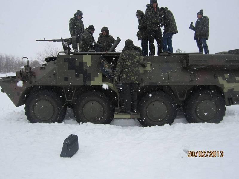 Ucrania transfirió a Tailandia los últimos morteros autopropulsados.