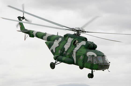 Peru Savunma Bakanlığı, X-NUMX Mi-24Sh Helikopterlerini Satın Almayı Düşündü