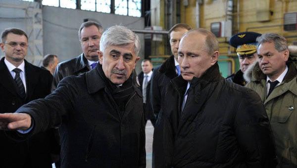 Novosibirsk'teki Cumhurbaşkanı Putin bekledi ve hazırlandı