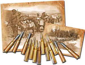 """प्रथम विश्व युद्ध का """"कारतूस अकाल""""। केवल क्रांतियों की पूर्व संध्या पर राइफलों के गोला-बारूद के घाटे को कमजोर करना संभव था"""