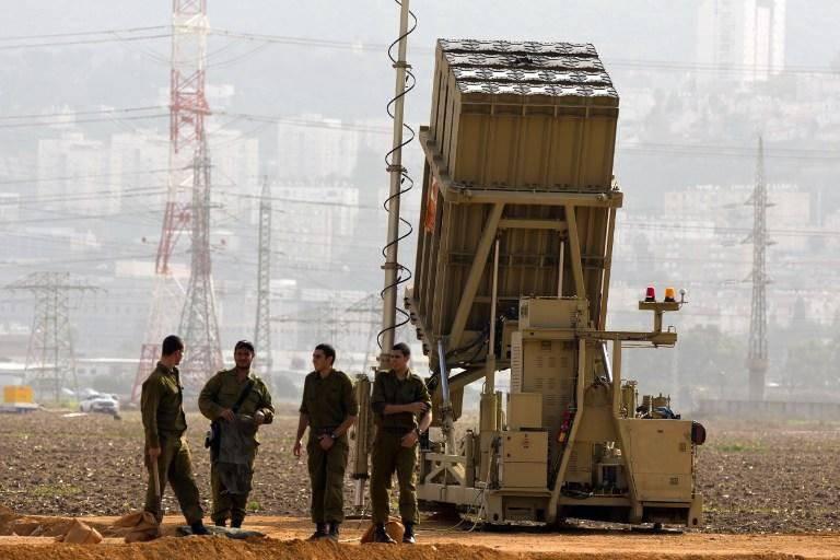Durante l'operazione Cloud Pillar, Israele è stato in grado di intercettare solo il 5% di razzi lanciati da Gaza