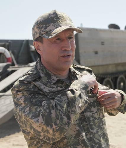 """Adilbek DZHAKSYBEKOV: """"Nos estamos preparando para el surgimiento de situaciones serias ..."""""""