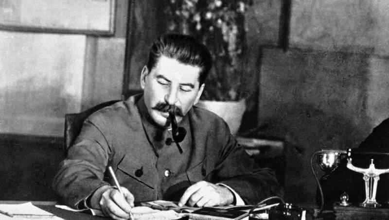 Stalin'in son projesi