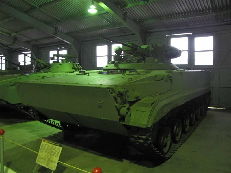 """कुबिंका में टैंक संग्रहालय """"ऑब्जेक्ट एक्सएनयूएमएक्स"""""""
