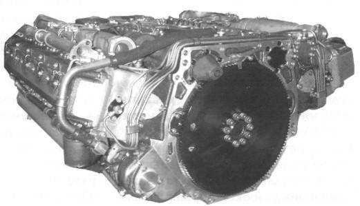 इंजन UTD-29