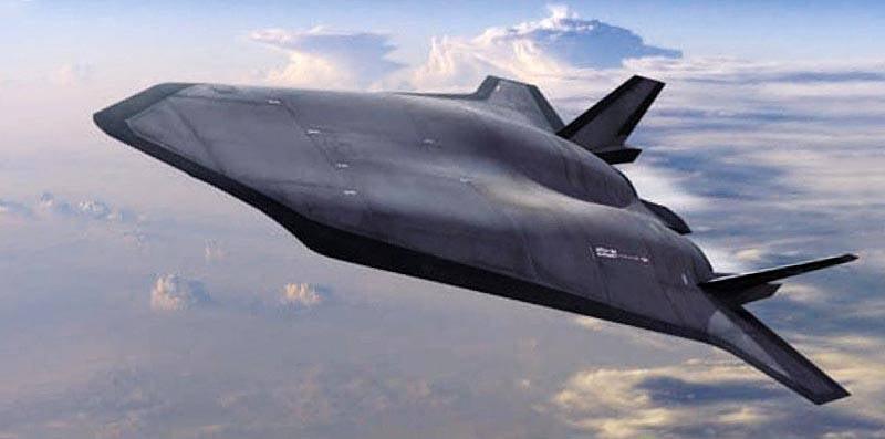 Systèmes de choc hypersonique de nouvelle génération utilisant des bombes aériennes guidées