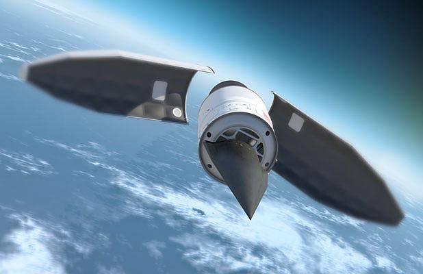 Гиперзвуковые ударные системы нового поколения с использованием управляемых авиационных бомб