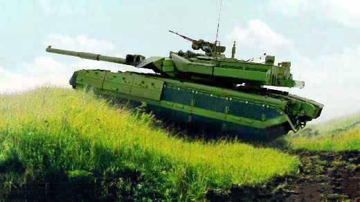 """आधुनिकीकरण के बाद, यूक्रेनी टैंक """"यतागन"""" दुनिया में सर्वश्रेष्ठ में से एक बन सकता है।"""