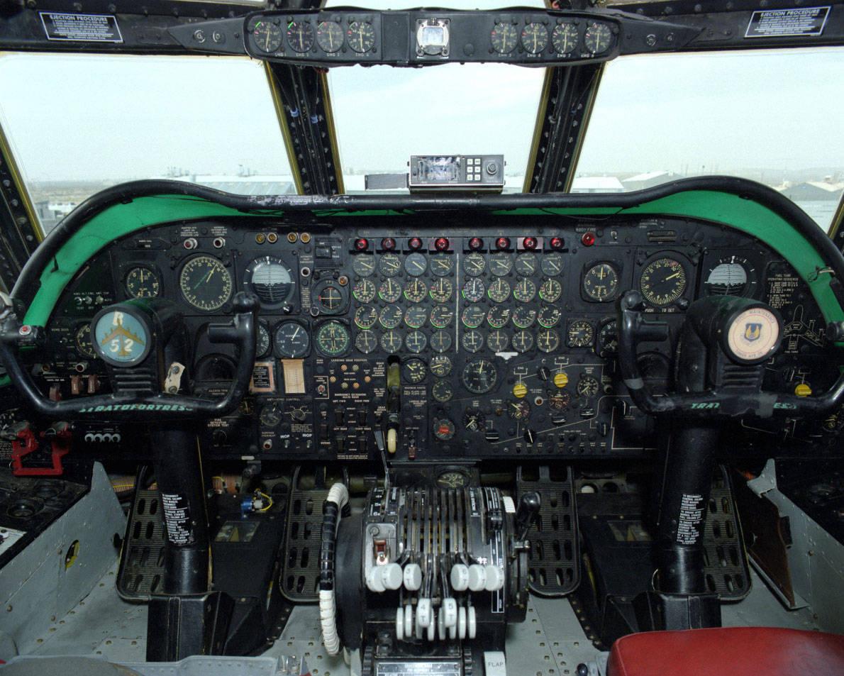 Boeing B-52 Stratofortress, полвека на службе (часть 2) - Авиация ...