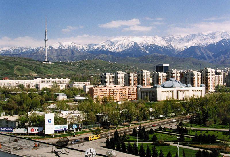 Patrimoine soviétique du Kazakhstan