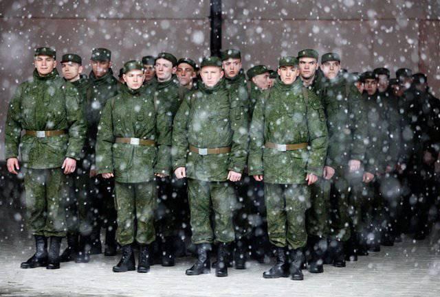 """""""Humanisation"""" de l'armée russe en action"""