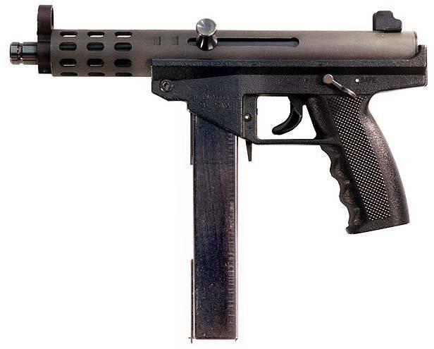 Pistolet AP 9: étreindre, pleurer