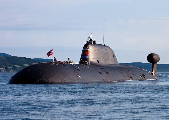 今天,俄罗斯海军潜艇部队的军人庆祝他们的职业假期 - 潜艇日