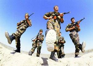 Es poco probable que el pequeño ejército de Kazajstán sea capaz de resistir a los oponentes hipotéticos