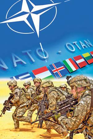 NATOは軍事を含む利用可能な全範囲の措置を適用する