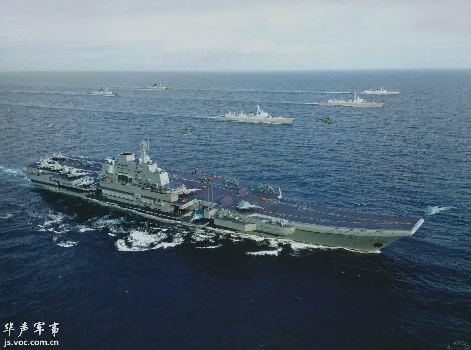 Le blocus maritime de la Chine en cas de guerre est-il réaliste?