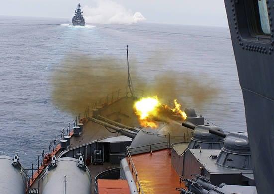 Impianto di riparazione di artiglieria della flotta del Mar Nero. Aumento del volume degli ordini evasi