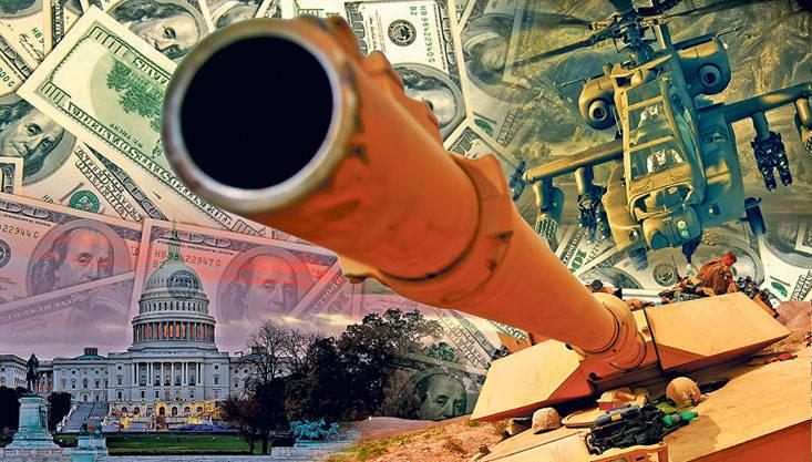 Uluslararası silah pazarı