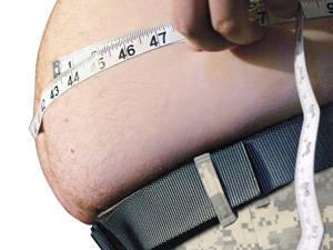 США: Ожирение как угроза национальной безопасности