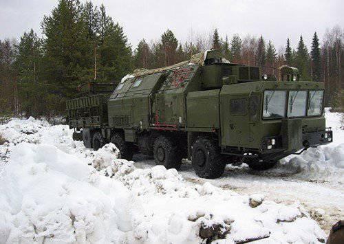 Teikov 미사일 부서는 최신 기계 공학 MIOM-M을 받았다.