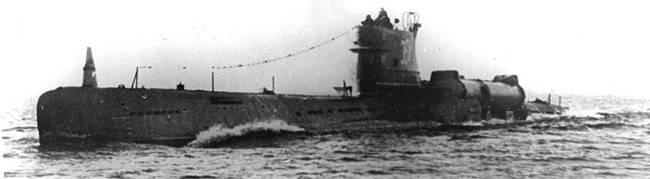 С-80 – трагедия советской подлодки