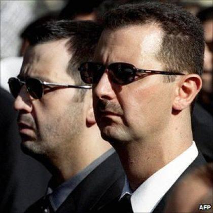 Bashar al-Assad fue asesinado ... en Internet