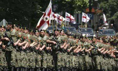 Gürcistan ordusunda hizmet ömrü altı aya indirildi