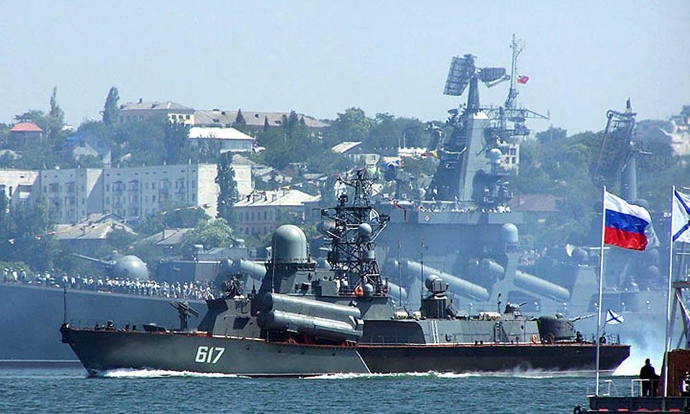 cb00a5ff5ee2 Перевод на Черноморский флот новых кораблей, анонсированный руководством  РФ, имеет целью усиление военного присутствия в Крыму с последующим  включением ...
