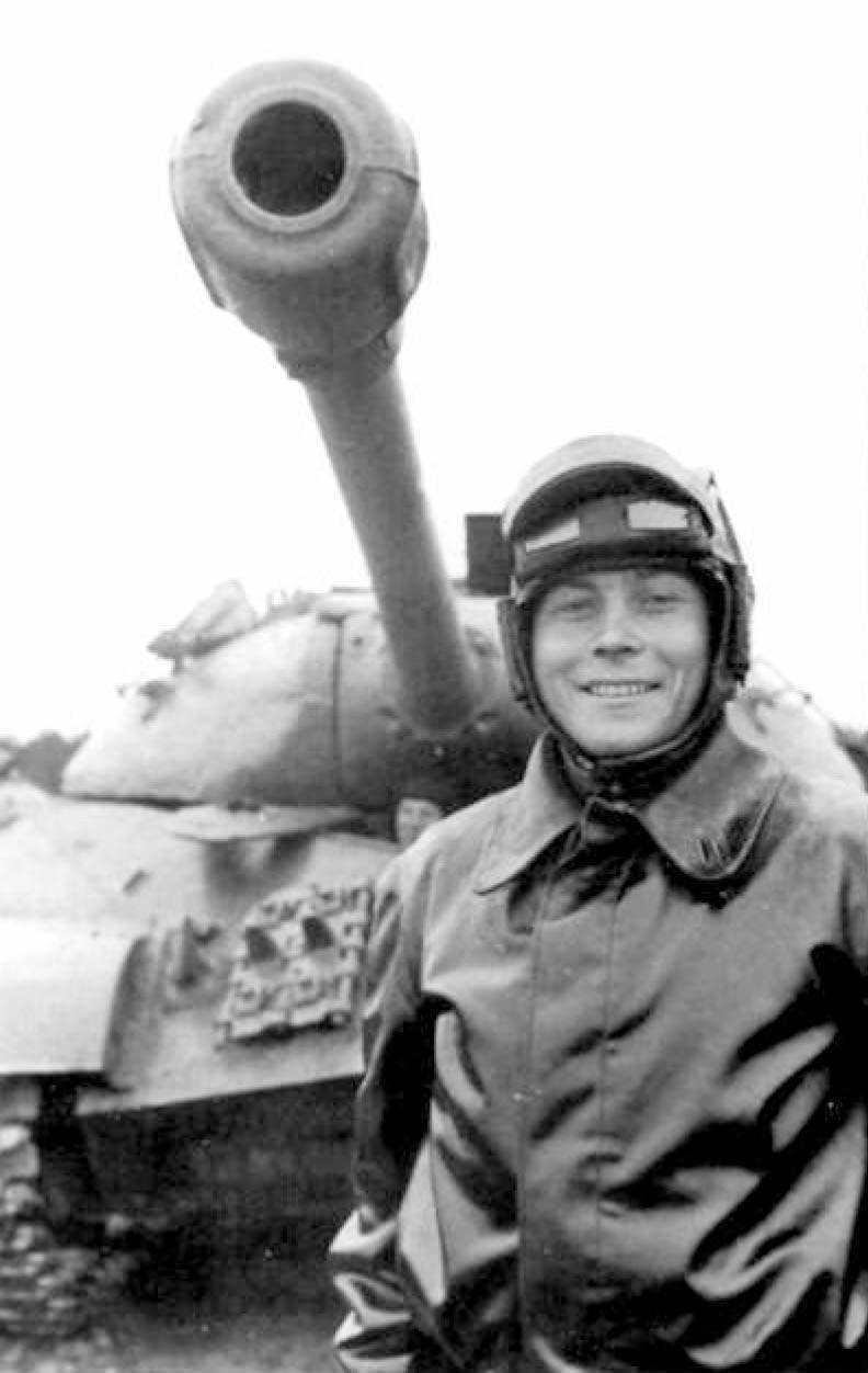 Bekämpfung der Verwendung schwerer Panzer EC-3