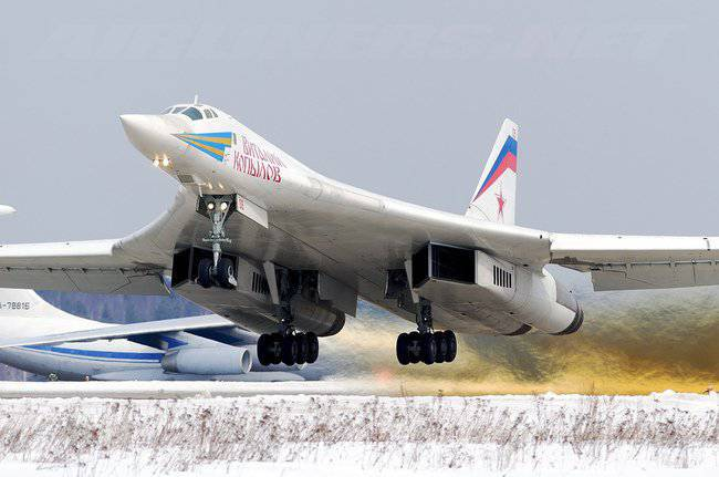 The bench tests of the modernized on-board equipment complex Tu-160 have been completed.